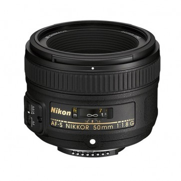 Lente Nikon AF-S NIKKOR 50mm f/1.8G 1