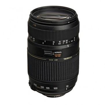 Tamron 70-300mm f / 4-5.6 Di LD Macro Enfoque automático para Nikon AF