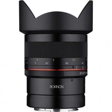 Lente  Rokinon 14mm f / 2.8 para Nikon Z