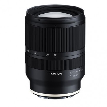 Lente Tamron 17-28mm f/2.8 Di III RXD para Sony