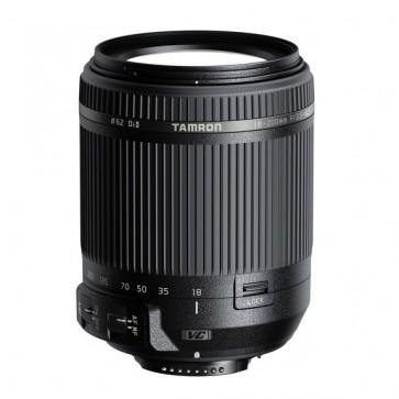 Lente Tamron 18-200mm f / 3.5-6.3 Di II VC para Nikon