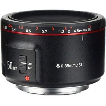 Lente 50mm F/1.8 para Canon Yongnuo
