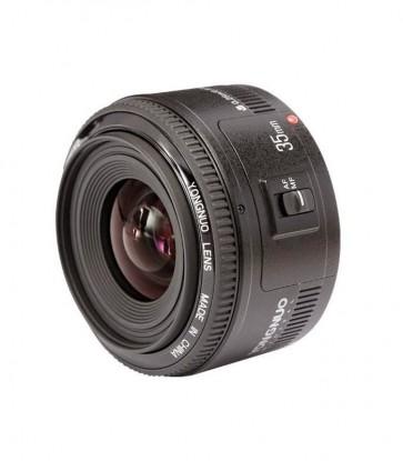 Lente 35mm F2 para Canon Yongnuo 1