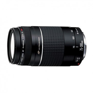 Lente 75-300 mm Canon f/4-5.6 III USM