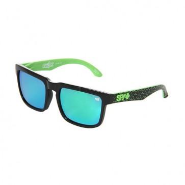 Lentes de Sol Spy Helm KB Assault Grey w Green Spectra
