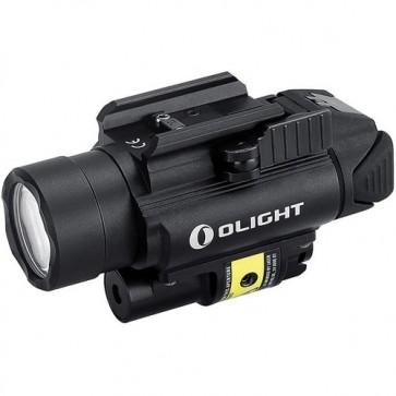 Linterna Olight PL-2RL Baldr para Armas con Laser rojo