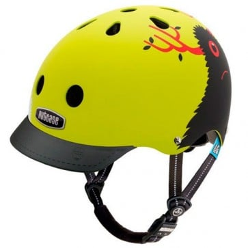 Casco Niño Monster Matte Little Nutty 7