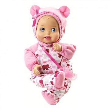 Bebita Hora de Dormir Little Mommy  2