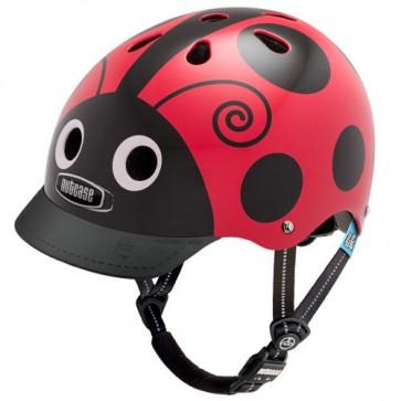 Casco de niña protector Ladybug - Little Nutty 1