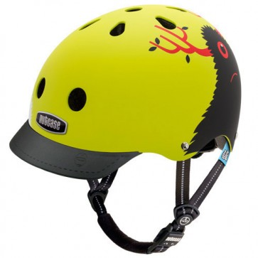 Casco Niño Little Monsters - Litlle Nutty