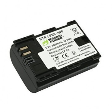 Bateria LP-E6 para Canon Wasabi
