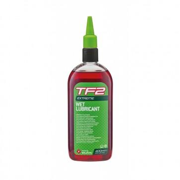 Lubricante Cadena Extra humedo TF2 Plus Weldtite 400 ml