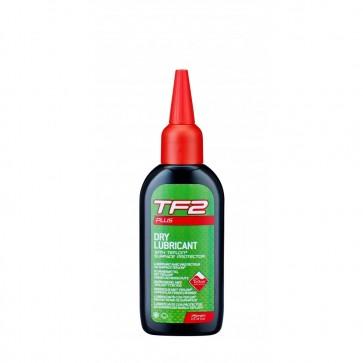 Lubricante de Cadena seco TF2 Plus Weldtite 75 ml