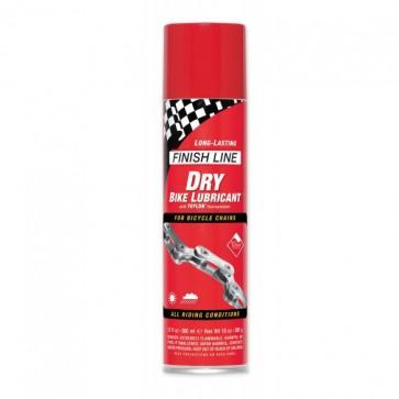 Lubricante de cadena Seco Spray 360 ml - Finish Line