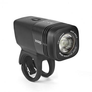 Luz de Bicicleta de Alta Potencia LED USB Contra Agua ARC 1.7 - Knog