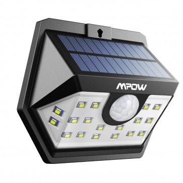 Luz Solar de exterior de 20 LEDs MPOW