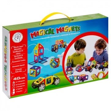 Magical Magnets 40 piezas 1
