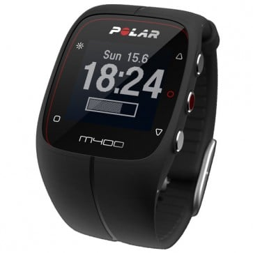 Polar M400 con HR Running - Polar - Negro