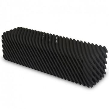 Parlante portátil de audio Magic Tube - Fujitel color Negro