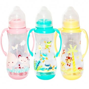 Mamadera 225ml con Asas 0-3 Meses  - Fisher Price