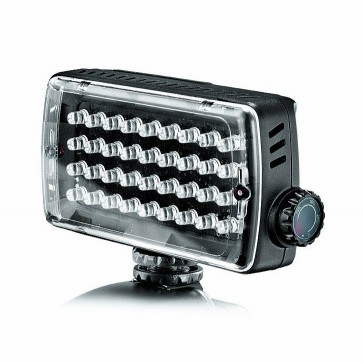 Luz Led Manfrotto Midi 36 LEDs