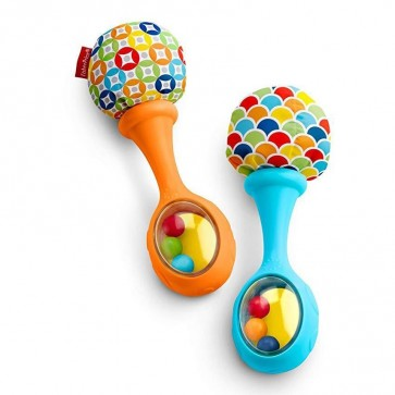 Maracas Divertidas Fisher Price