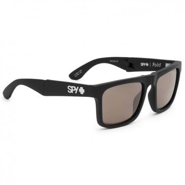 Lentes de sol Spy The Fold Matte Black Grey