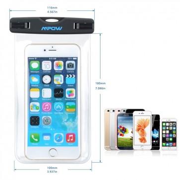 Bolsa Impermeable para Teléfono Celular  Mpow 2