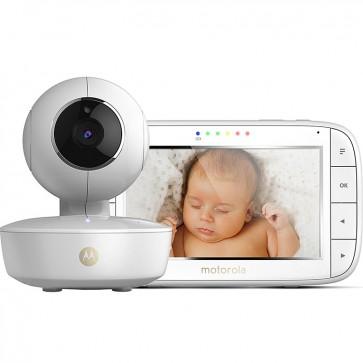 """Monitor de Bebe Motorola con Pantalla de 5""""  1"""