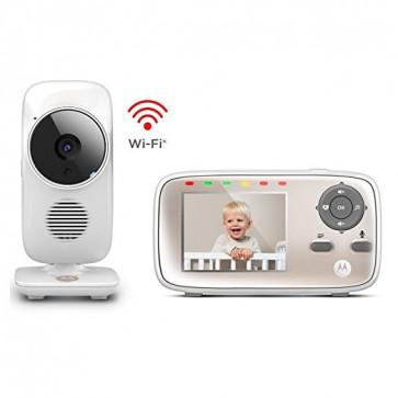 Monitor de Bebe Motorola con Wi-Fi 1