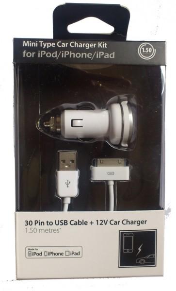 Cargador Universal Iphone USB Auto