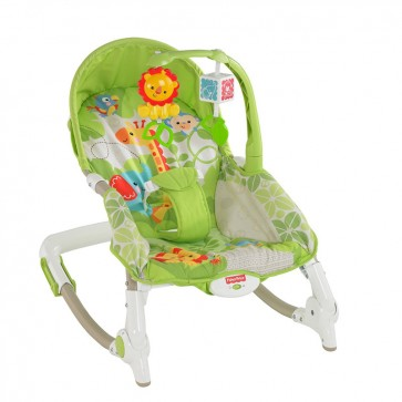 Mecedora Electrica Fisher Price