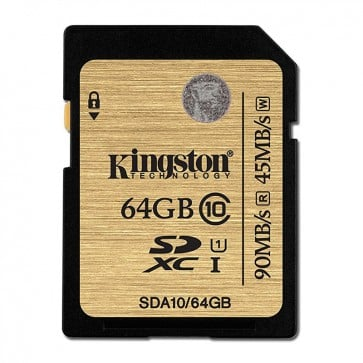 Memoria Kingston SD 64gb