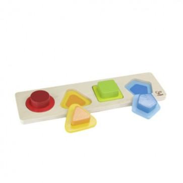 Juego para bebés Mi Primer Puzzle - Hape 1