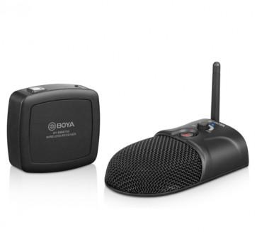 Micrófono de conferencia inalámbrico de 2,4 GHz Boya BY-BMW700