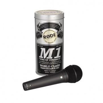 Microfono de Mano Rode M1 Dinamico Vocal