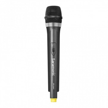 Micrófono Inalámbrico de mano Saramonic SR-HM4C