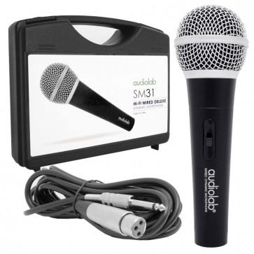 Micrófono SM31 HI-FI - Audiolab