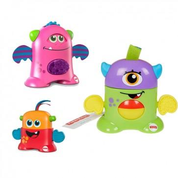 Mini Monstruos Fisher Price 1