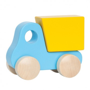 Mini camion azul - Hape