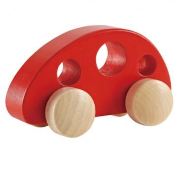 Mini Coche Rojo - Hape