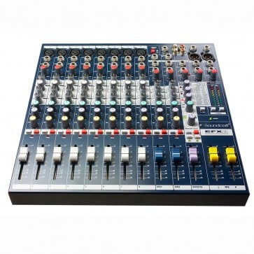 Mixer Soundcraft de 8 Canales EPM8