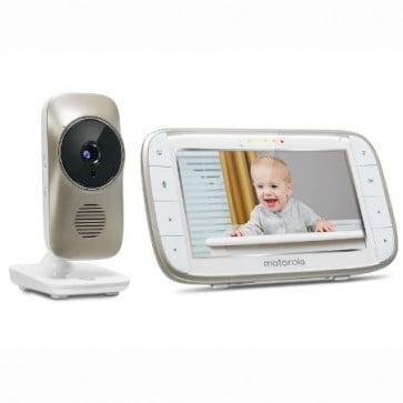 Monitor para Bebé Motorola Pantalla 5.0 Wifi