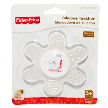 Mordedor de Silicona 3m+ - Fisher Price
