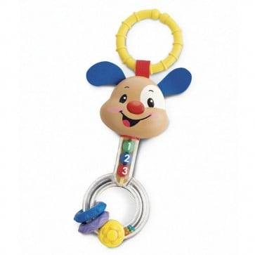 Sonajero Perrito 1-2-3 - Fisher Price