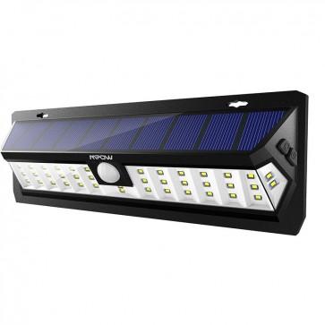 Luz Solar de 42 LED Con sensor de Movimiento Mpow