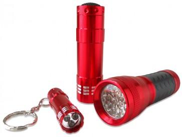 Set de 3 Linternas LED