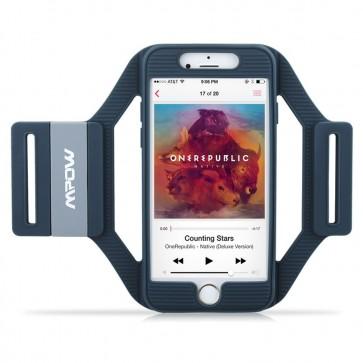 Armband Brazalete de Silicona iPhone 6 / 6s - Mpow
