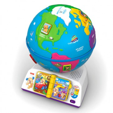 Mundo de Aprendizaje Fisher Price 5