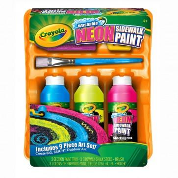 Set de Pintura Neon Crayola